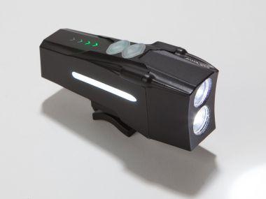 C3Sports Explorer-900 Bike Headlight - 900 Lumens USB Rechargeable