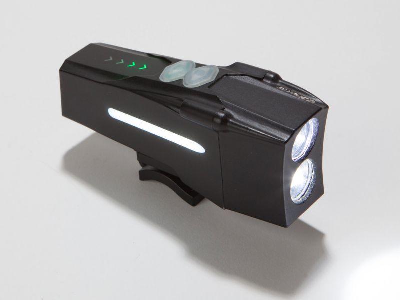 C3sports Explorer 900 Bike Headlight 900 Lumens Usb Rechargeable