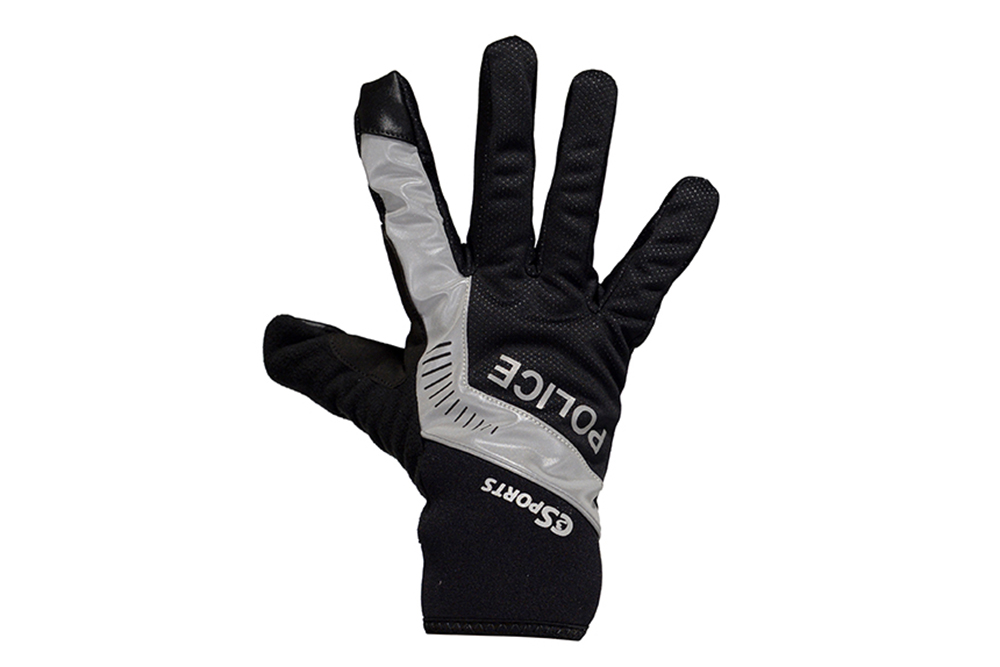 3658743f5d9 C3Sports Cold Weather Police Bike Patrol Gloves with or Without Police Logos