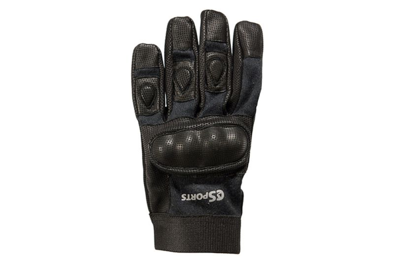 C3Sports Tactical Police Bike Patrol Gloves with Kevlar